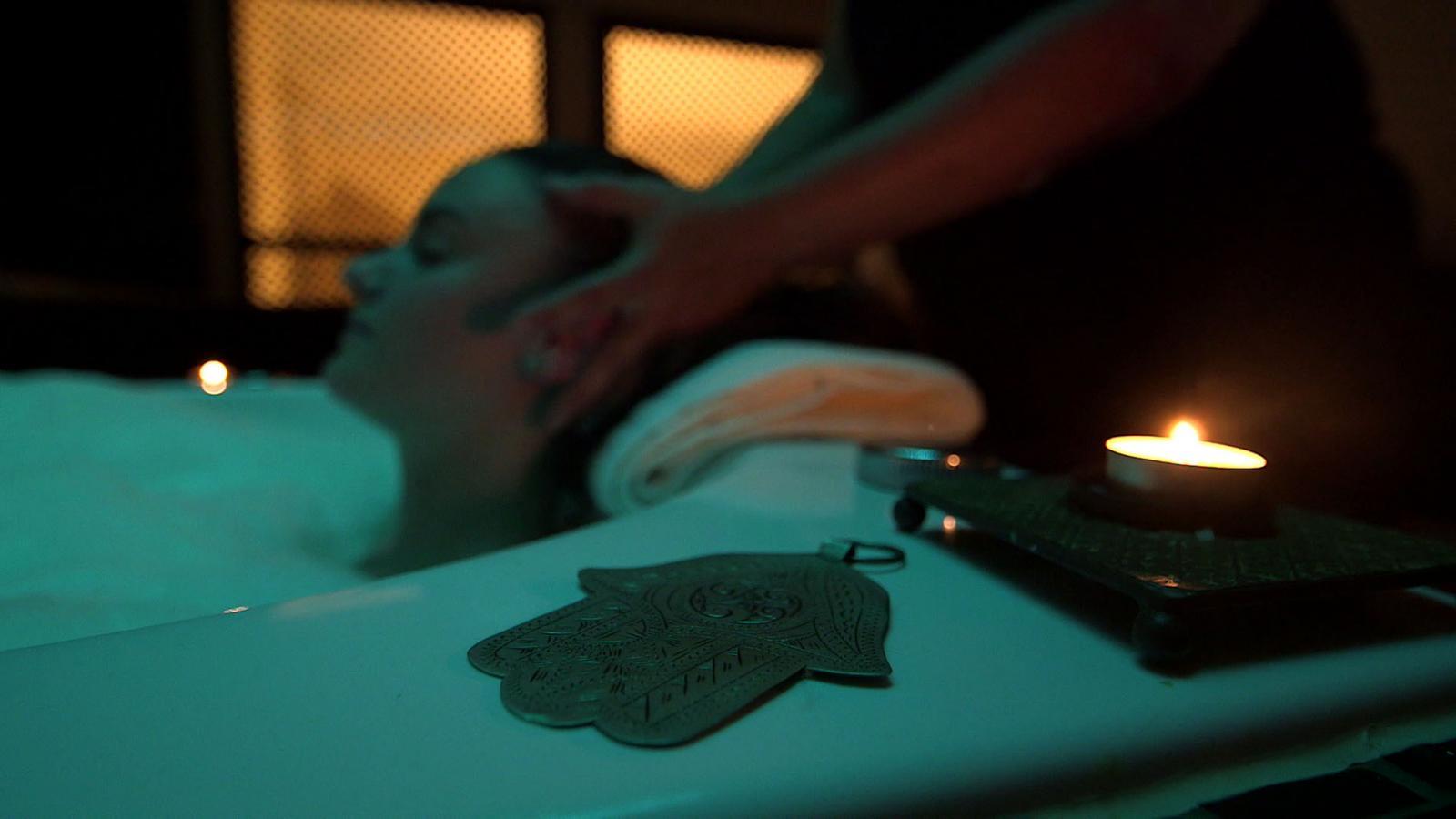Hammam Les Cent Ciels Strasbourg - Massage sensoriel